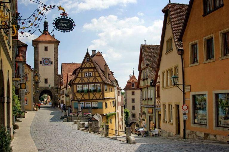 Германия, отдых в Германии, туризм в Германии